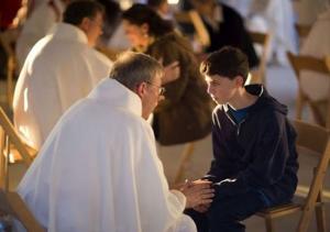 Confessione ragazzi/e Cresima Bosto e Casbeno @ ChiesaS. Vittore Casbeno | Varese | Lombardia | Italia